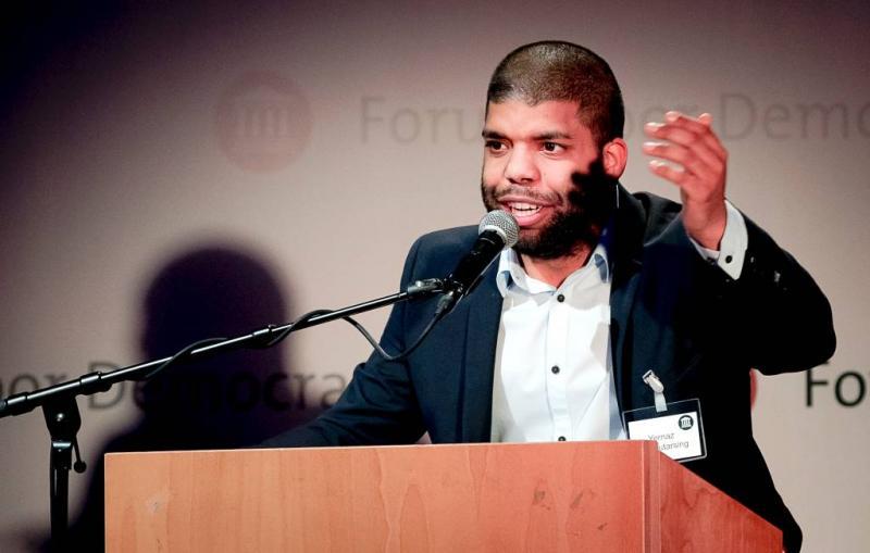 'Uitspraken FVD'er misselijkmakend'