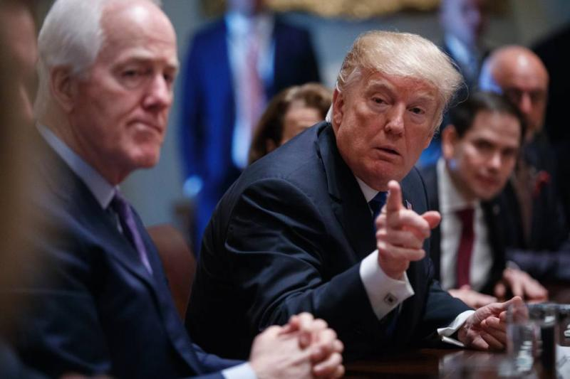 Trump kondigt importheffing op staal aan