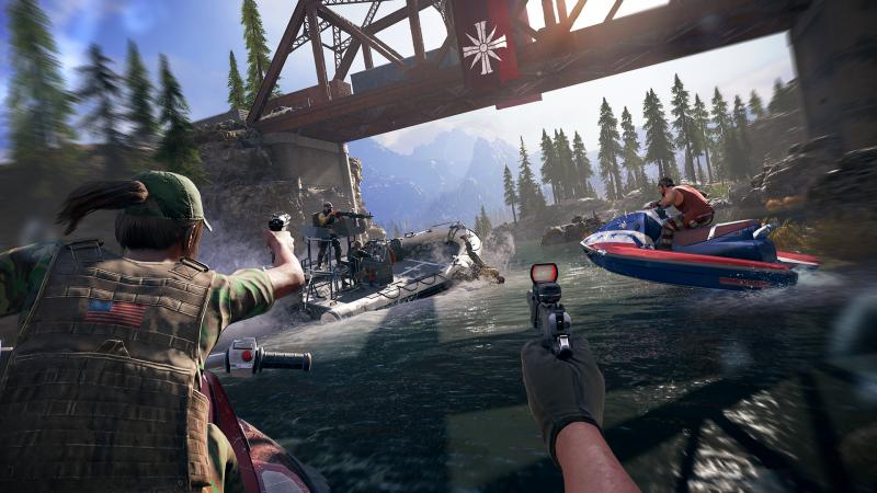 Far Cry 5 - Boat Chase (Foto: Ubisoft)