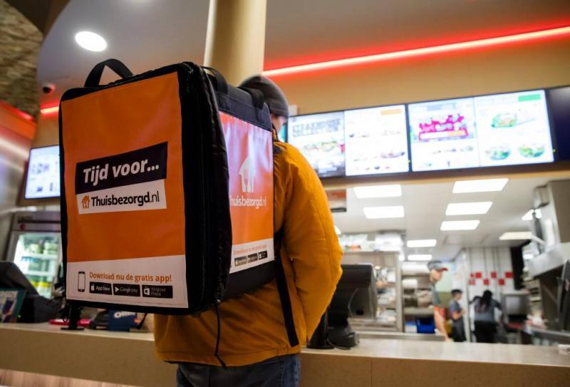 Restaurants komen met concurrent Thuisbezorgd