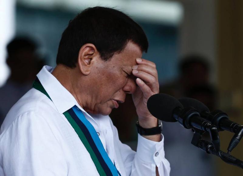Duterte: doe niet mee aan onderzoek executies