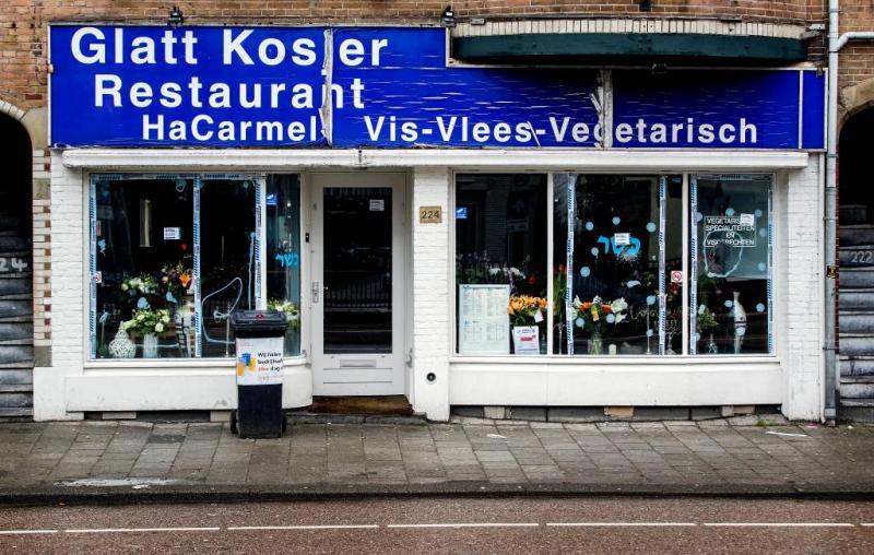Kosjer restaurant opnieuw belaagd