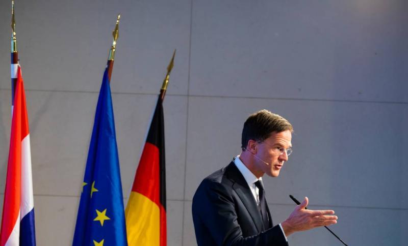Rutte: afspraak is afspraak in Europa