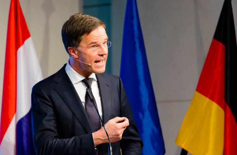 Links niet enthousiast over EU-speech Rutte