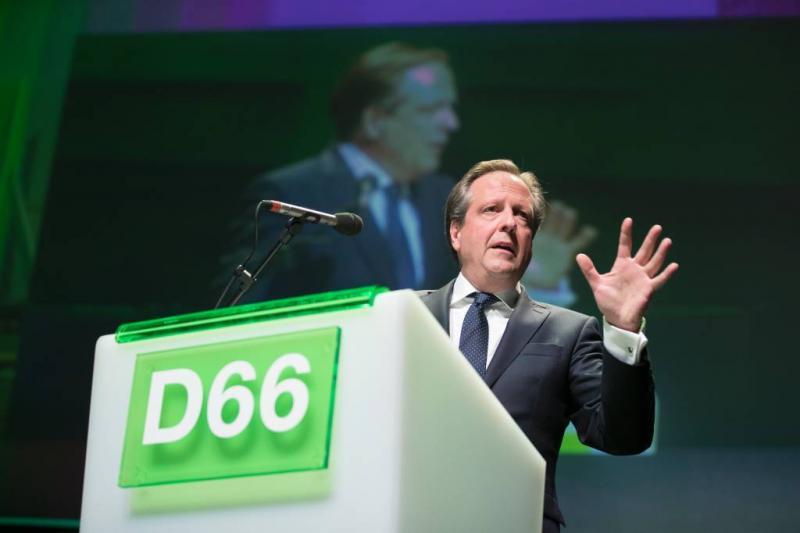 Afschaffen referendum blijft D66 achtervolgen