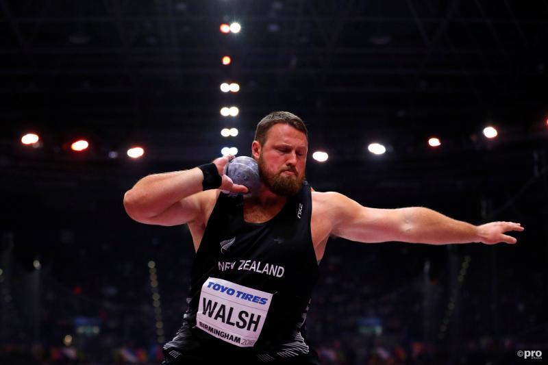 Walsh stoot de kogel naar het goud (Pro Shots/Action Images)