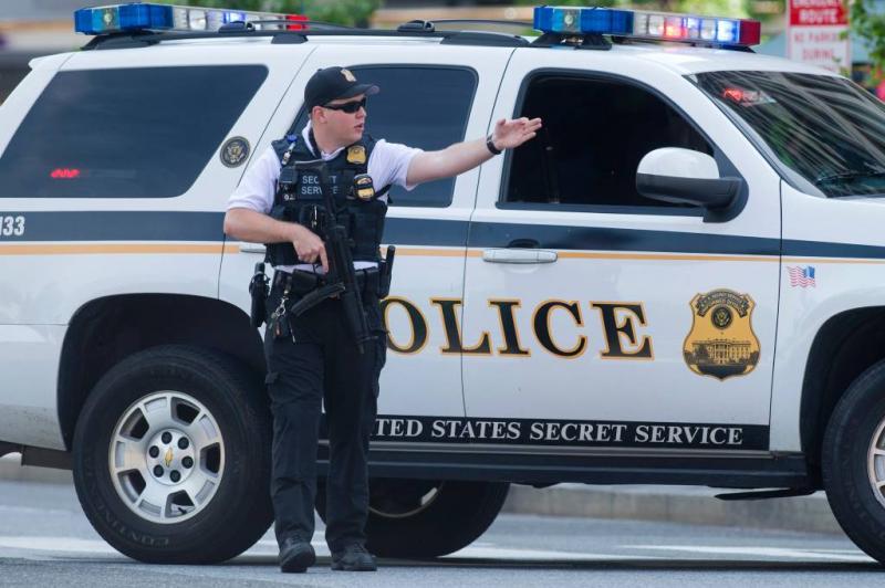 'Man schiet zichzelf neer bij Witte Huis'