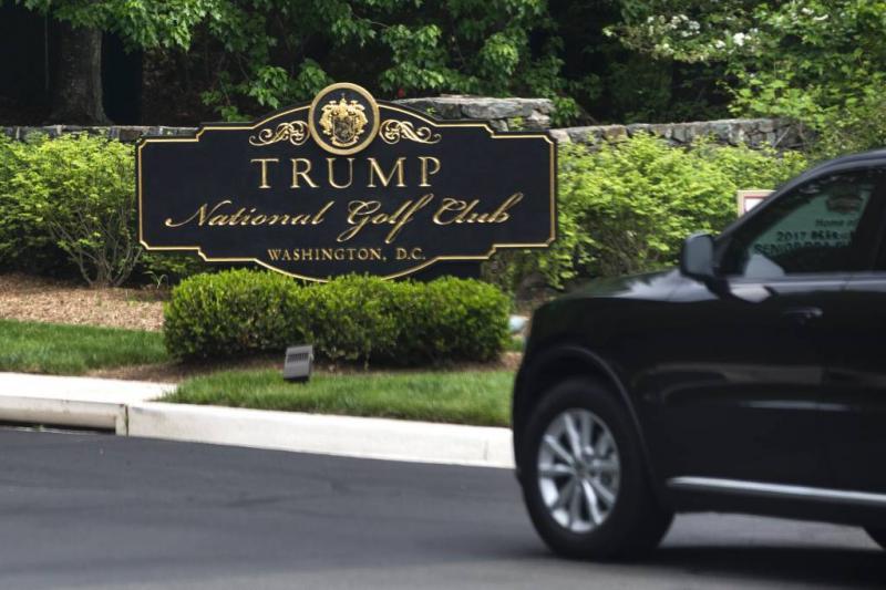 CNN: president Trump bereikt golfmijlpaal