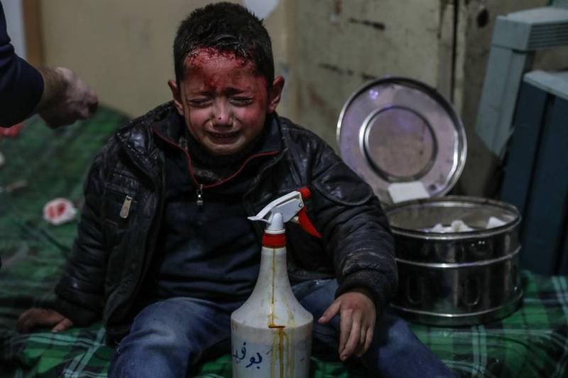Strijders Oost-Ghouta trekken zich terug