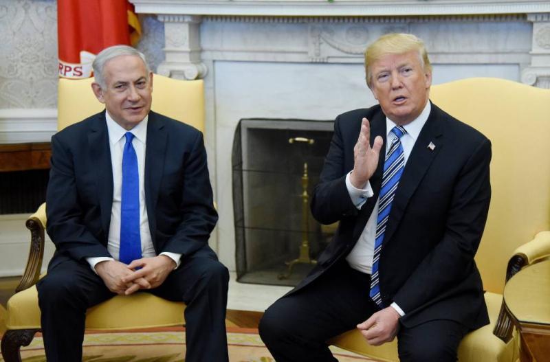 Trump mogelijk naar Israël vanwege ambassade