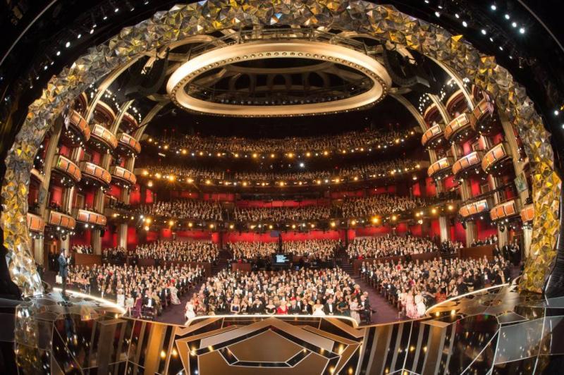 Kijkcijfers Oscars naar dieptepunt