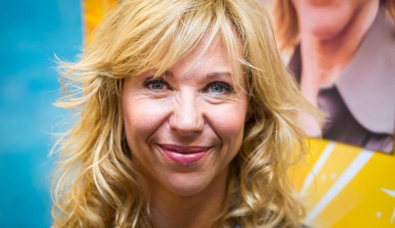 Claudia de Breij steunt homoposter Suitsupply