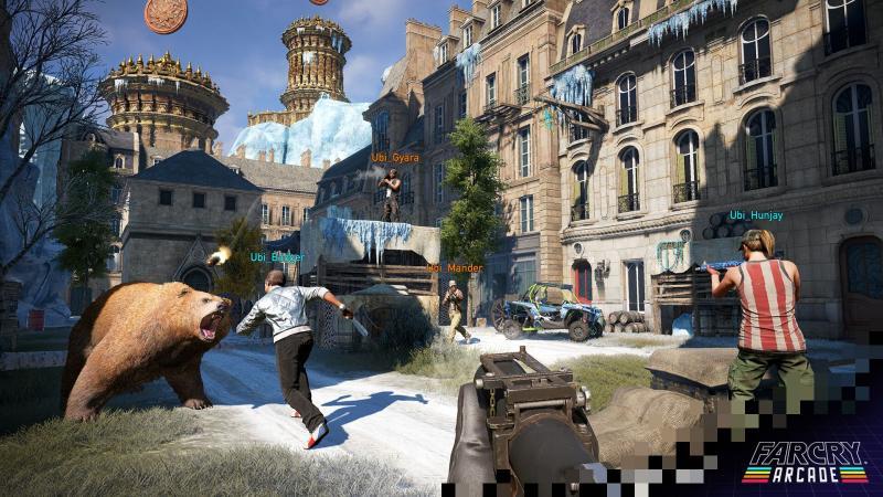 Far Cry Arcade - Assassins Freeze (Foto: Ubisoft)