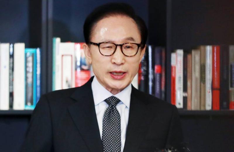 Ex-president Zuid-Korea verhoord om corruptie