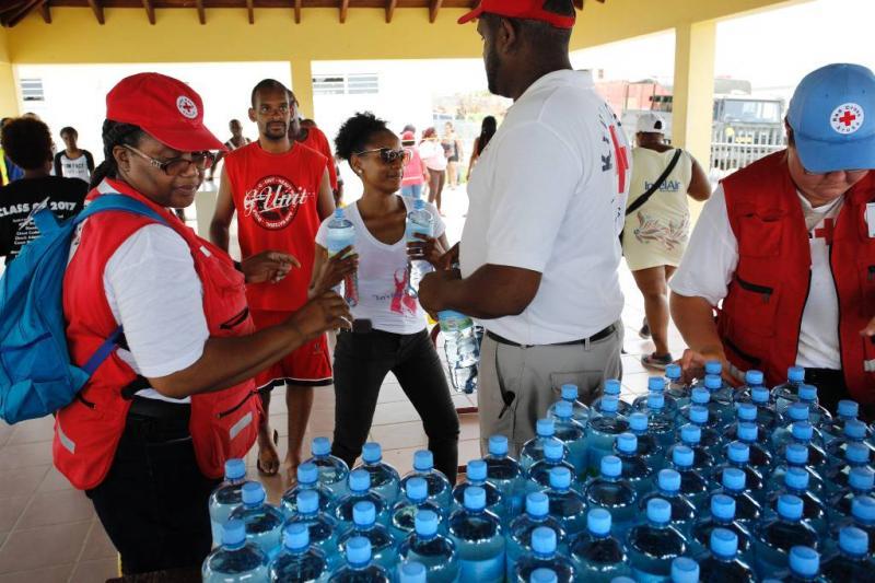 Half miljoen schoolmaaltijden op Sint-Maarten