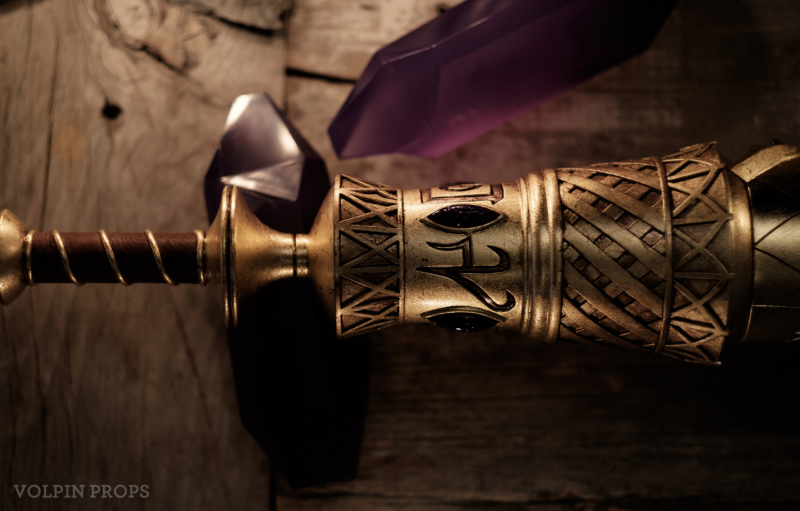 Elder Scroll (Foto: Vulpin Props / Dan Almasy)