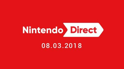 Nintendo Direct - Maart 2018 (Foto: Nintendo)