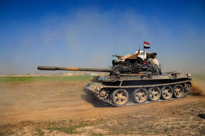 'Syrië herovert na jaren bolwerk jihadisten'