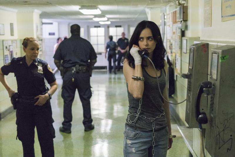 Jessica Jones: Krysten Ritter
