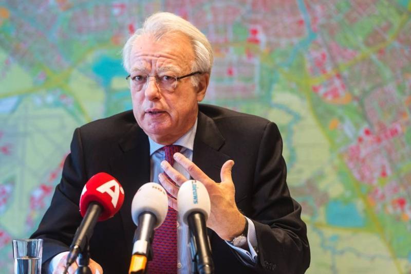 Geen burgemeestersverkiezing in Amsterdam