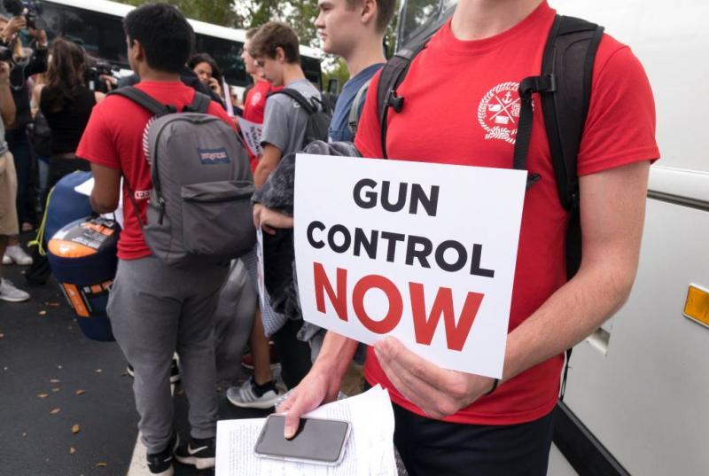 Florida kiest voor strengere wapenwetgeving