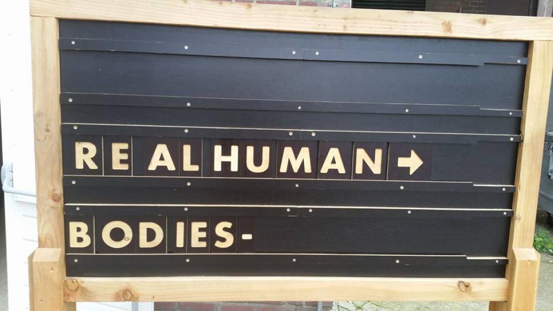 Tentoonstelling Real Human Bodies