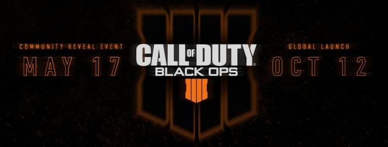 Call of Duty: Black Ops IIII Reveal