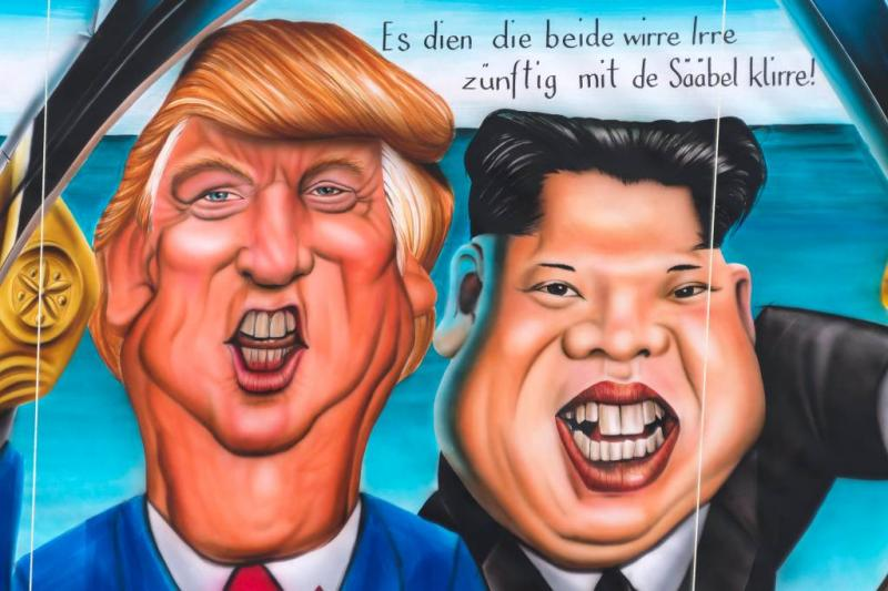 Trump en Kim Jong-un gaan praten