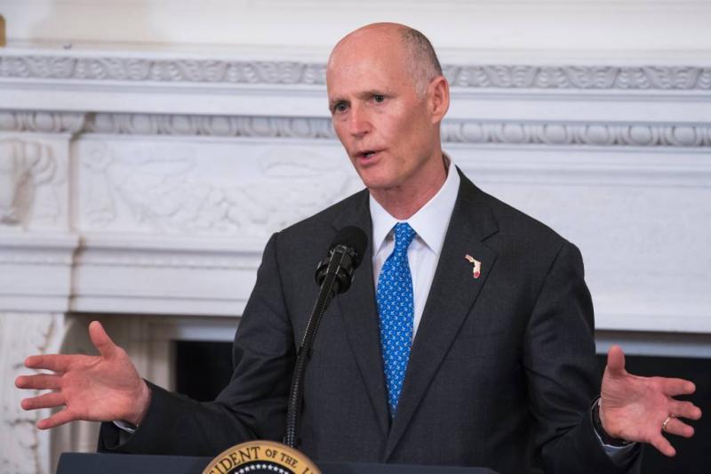 Gouverneur Florida ondertekent wapenwet