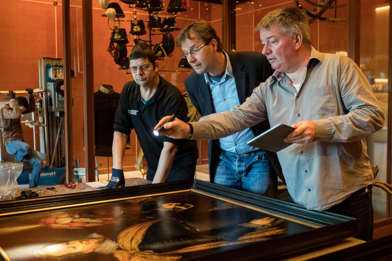 Van Mauritshuis naar militair museum (Foto: Ministerie van Defensie)