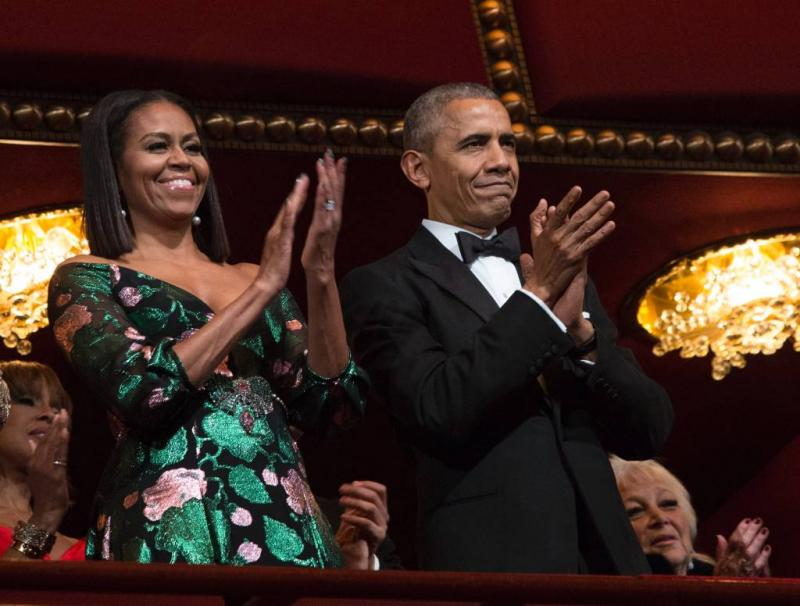 'Obama's in gesprek met Netflix over serie'