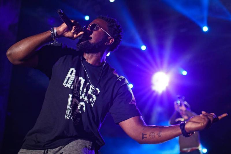 'WK-rapper' Damso blij met ophef