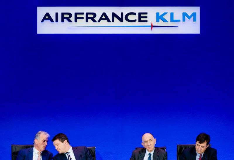 'Air France-KLM geïnteresseerd in Air India'