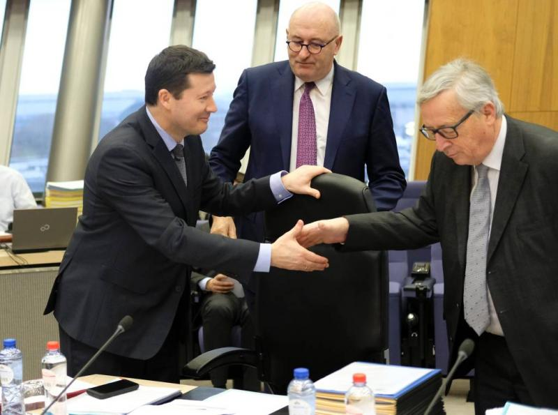EU-parlement hekelt vriendjespolitiek Brussel