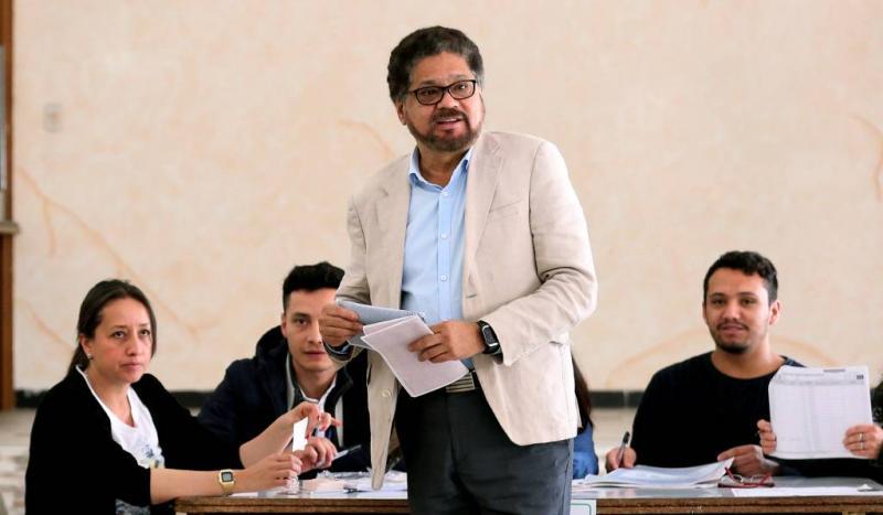 FARC weggevaagd in verkiezingen Colombia