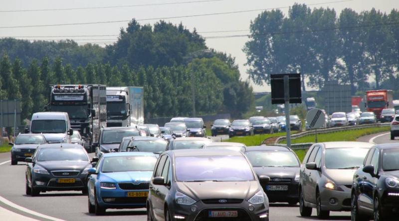 'Doorstroming op snelwegen verbeterd'