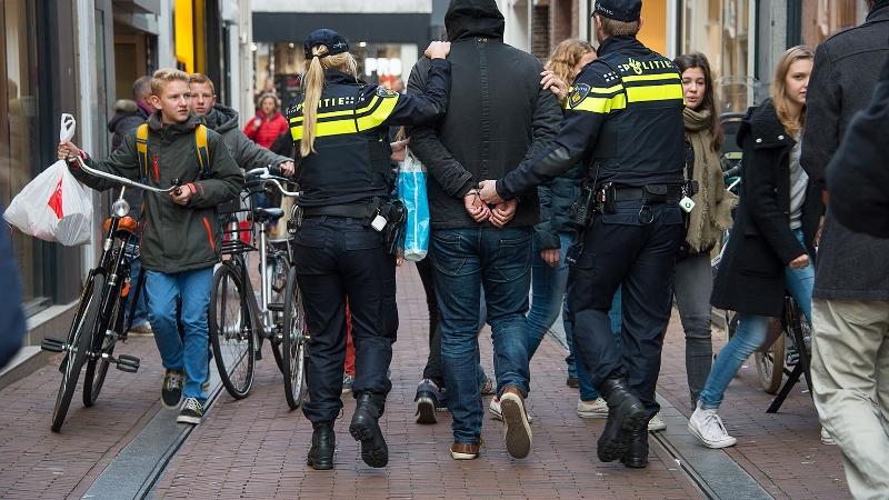 Vrouw spoort zelf iPhonedief op (Foto: Stockfoto politie.nl)