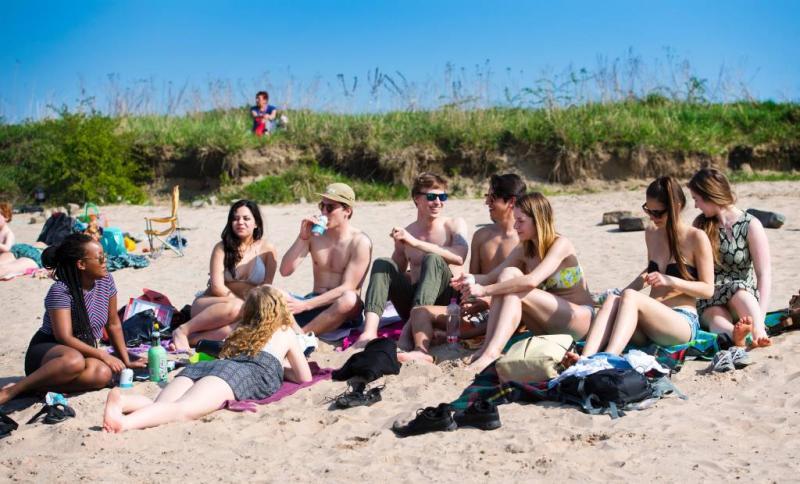Nederland weer bij 'gelukkigste' landen