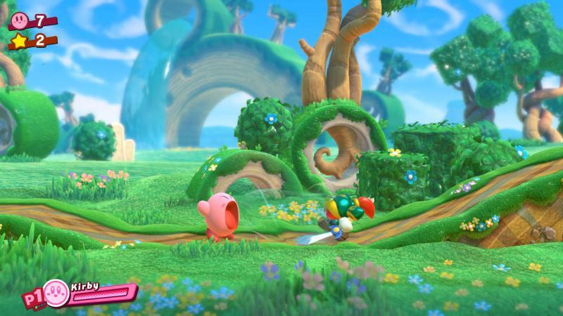 Kirby Star Allies 1