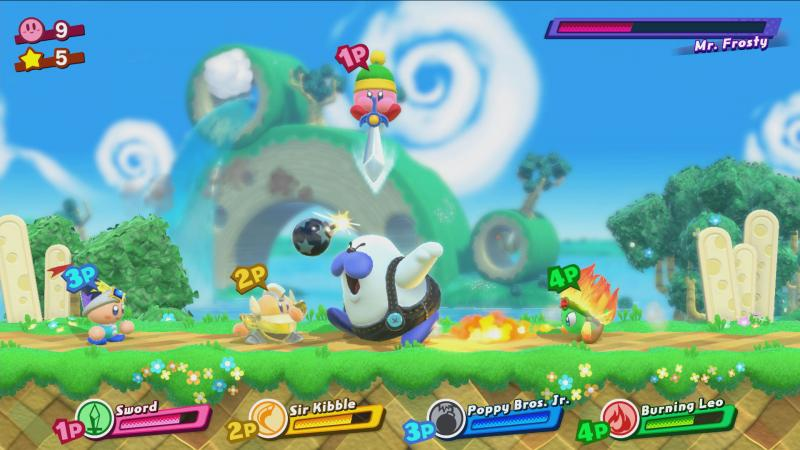 Kirby Star Allies 3