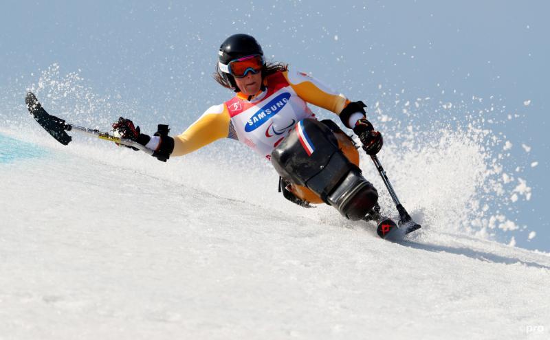 Van Impelen op weg naar paralympisch zilver (Pro Shots/Action Images)