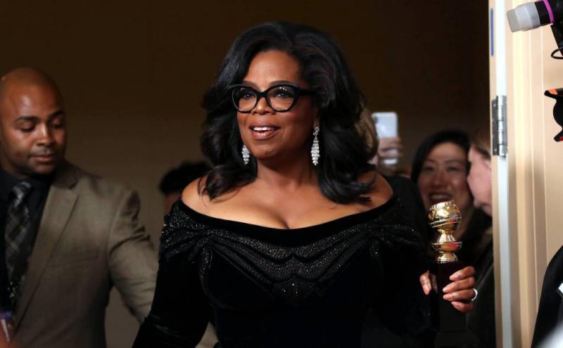 Oprah wil zeker niet de politiek in
