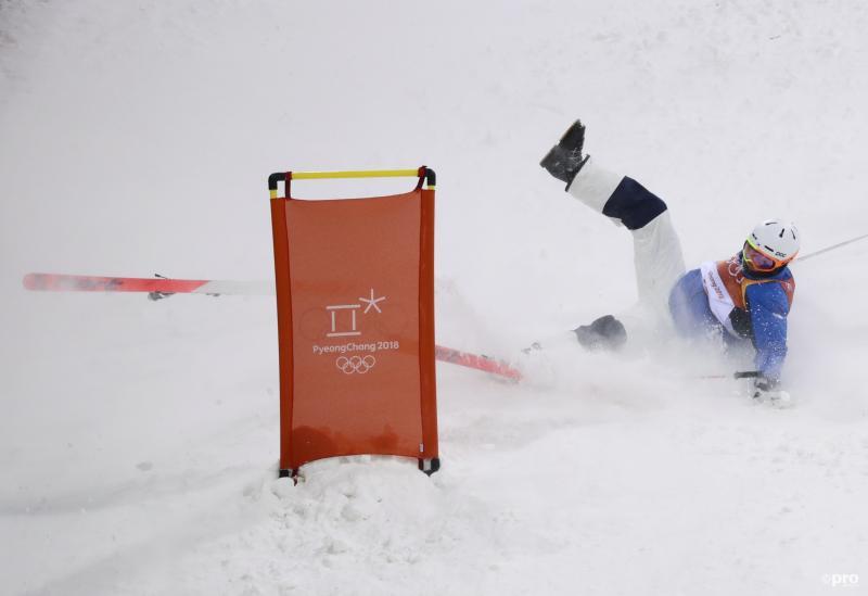 Choi ging op zijn muil in de olympische finale voor eigen publiek (Pro Shots/Action Images)