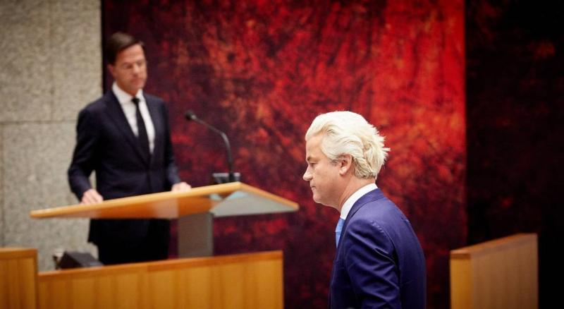 Rutte noemt PVV-spotje onsmakelijk