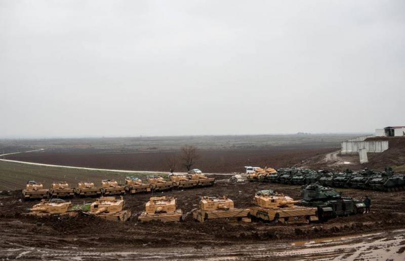'Ruim 3500 strijders uitgeschakeld in Afrin'
