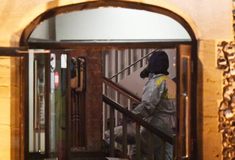 'Zenuwgas zat in bagage dochter Skripal'