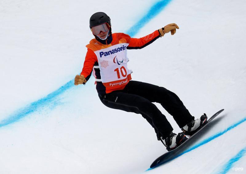 Mentel op weg naar paralympisch goud (Pro Shots/Action Images)