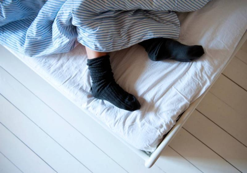 Een op de vijf kampt met slapeloosheid