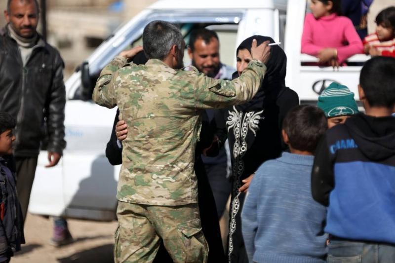 'Ziekenhuis Afrin gebombardeerd, 9 doden'