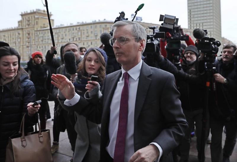 Rusland zet 23 Britse diplomaten uit